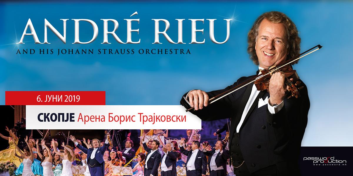 Andre Reu in Skopje