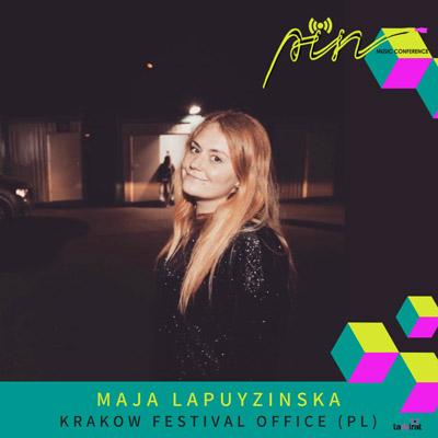Maja Łapuszyńska