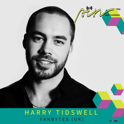 Harry Tidswell