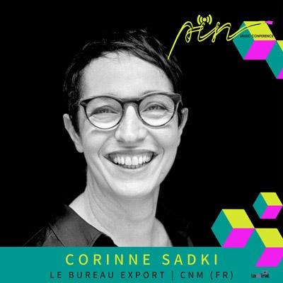 Corinne Sadki