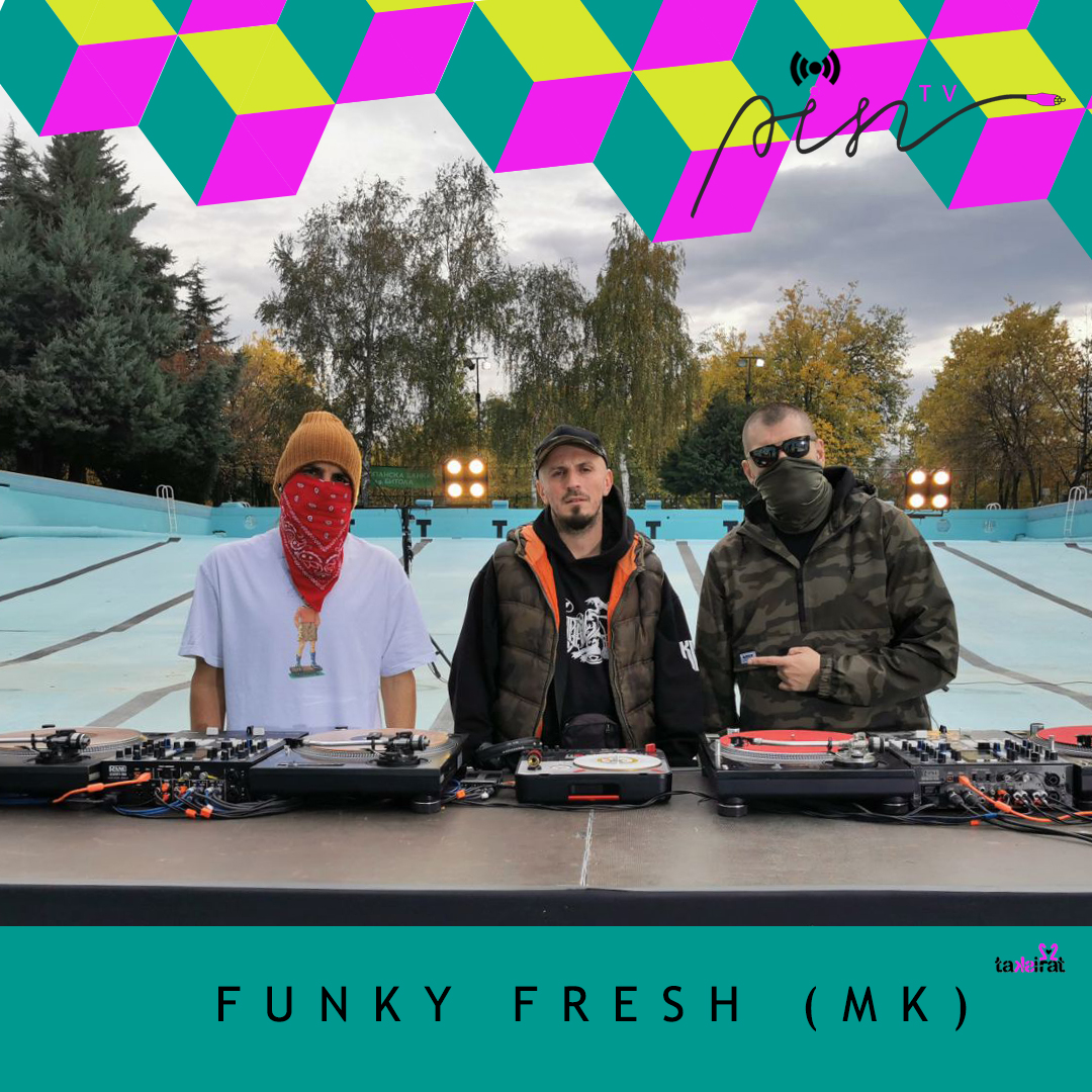 Funky Fresh DJ's