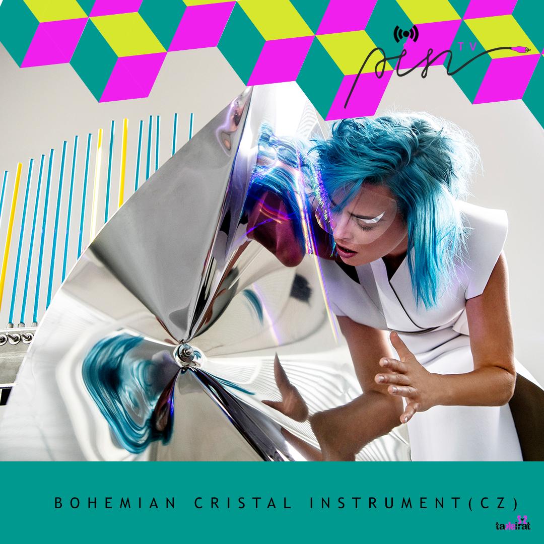 Bohemian Cristal Instrument